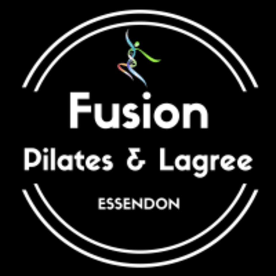 Fusion Pilates and Lagree logo