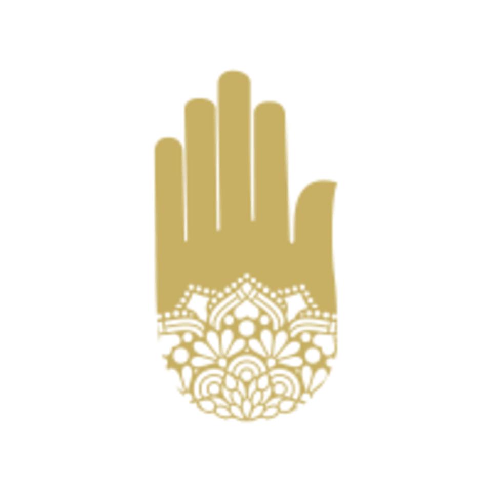 Ahimsa Yoga Studio logo