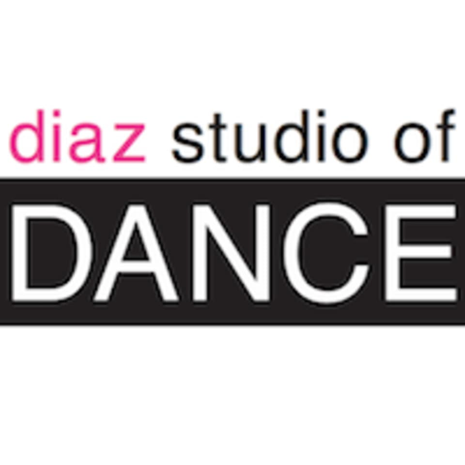 Diaz Studio of Dance logo