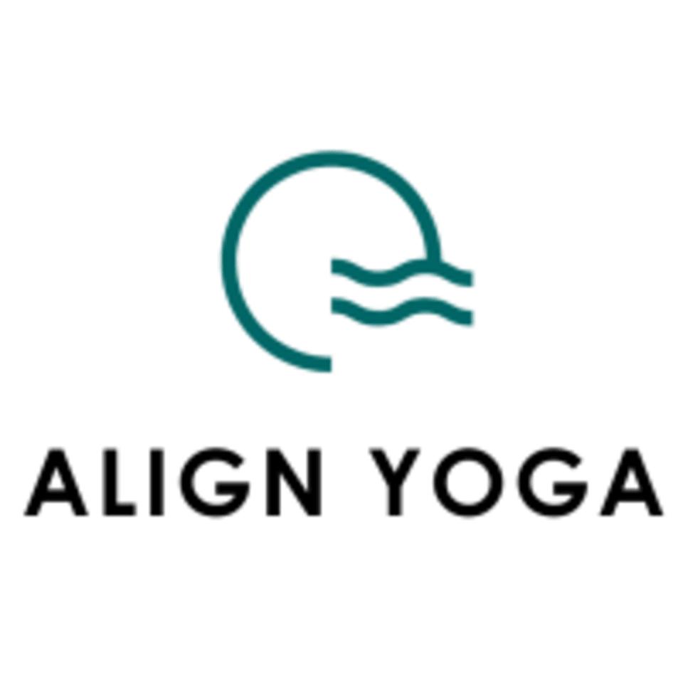 Align Yoga logo