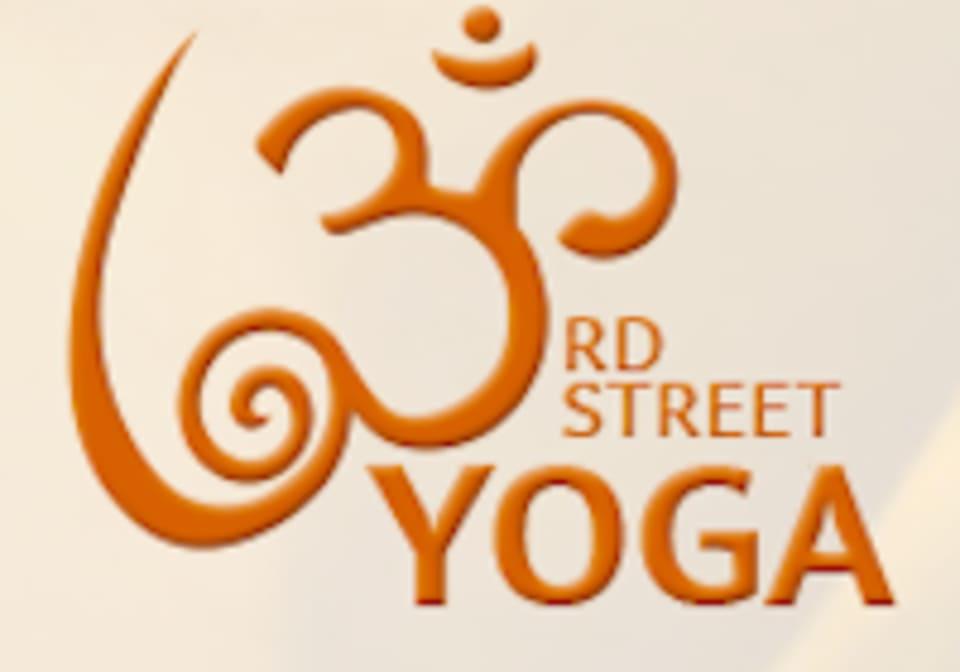63rd Street Yoga logo