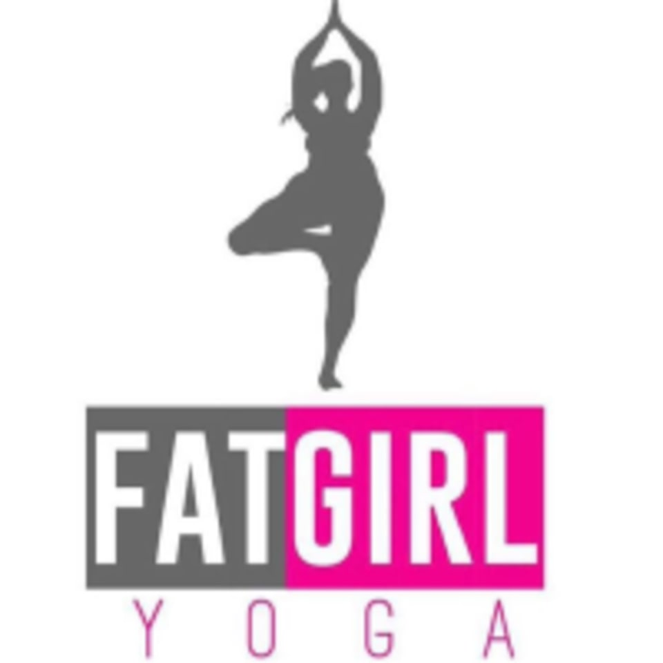 FatGirl Yoga logo