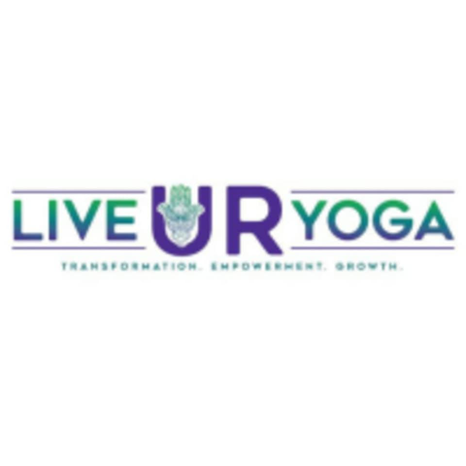 LiveURYoga logo
