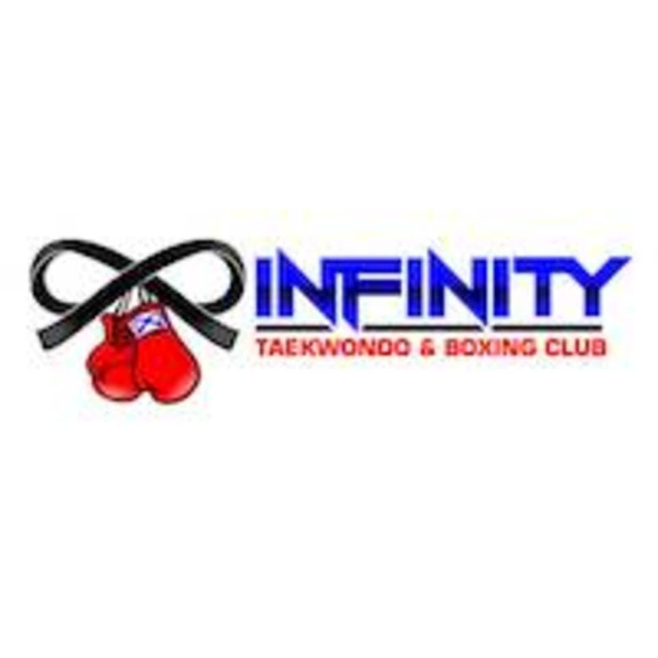 Infinity Taekwondo & Boxing Club logo