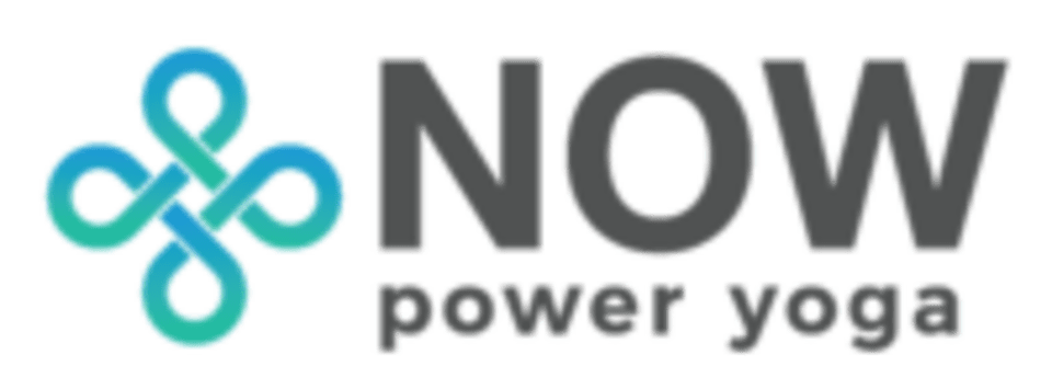 NOW Power Yoga logo