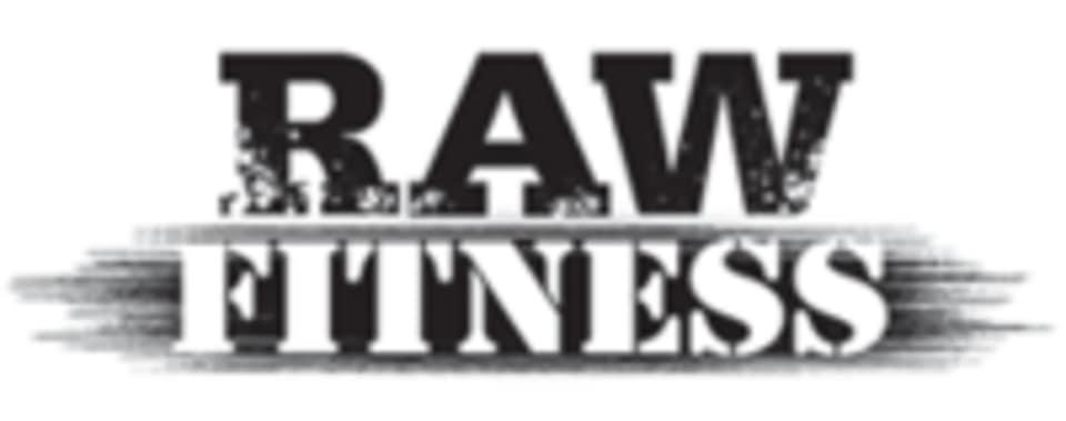 Raw Fitness logo
