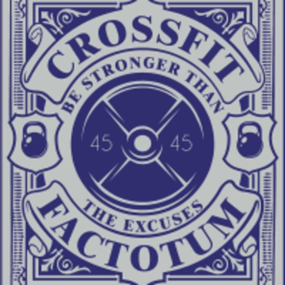 CrossFit Factotum logo