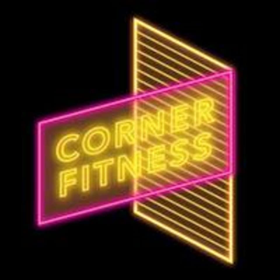 Corner Fitness HK logo