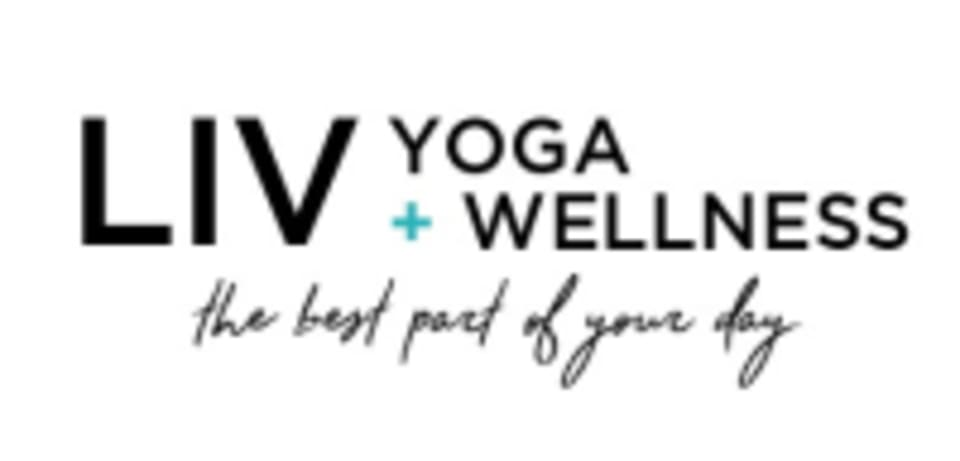 LIV Yoga+Wellness logo