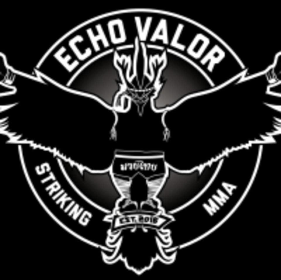 EchoValor Striking & MMA logo