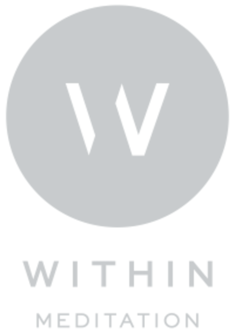 WITHIN Meditation logo