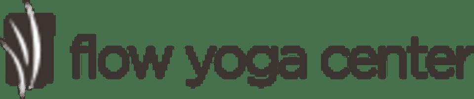 Flow Yoga Center logo