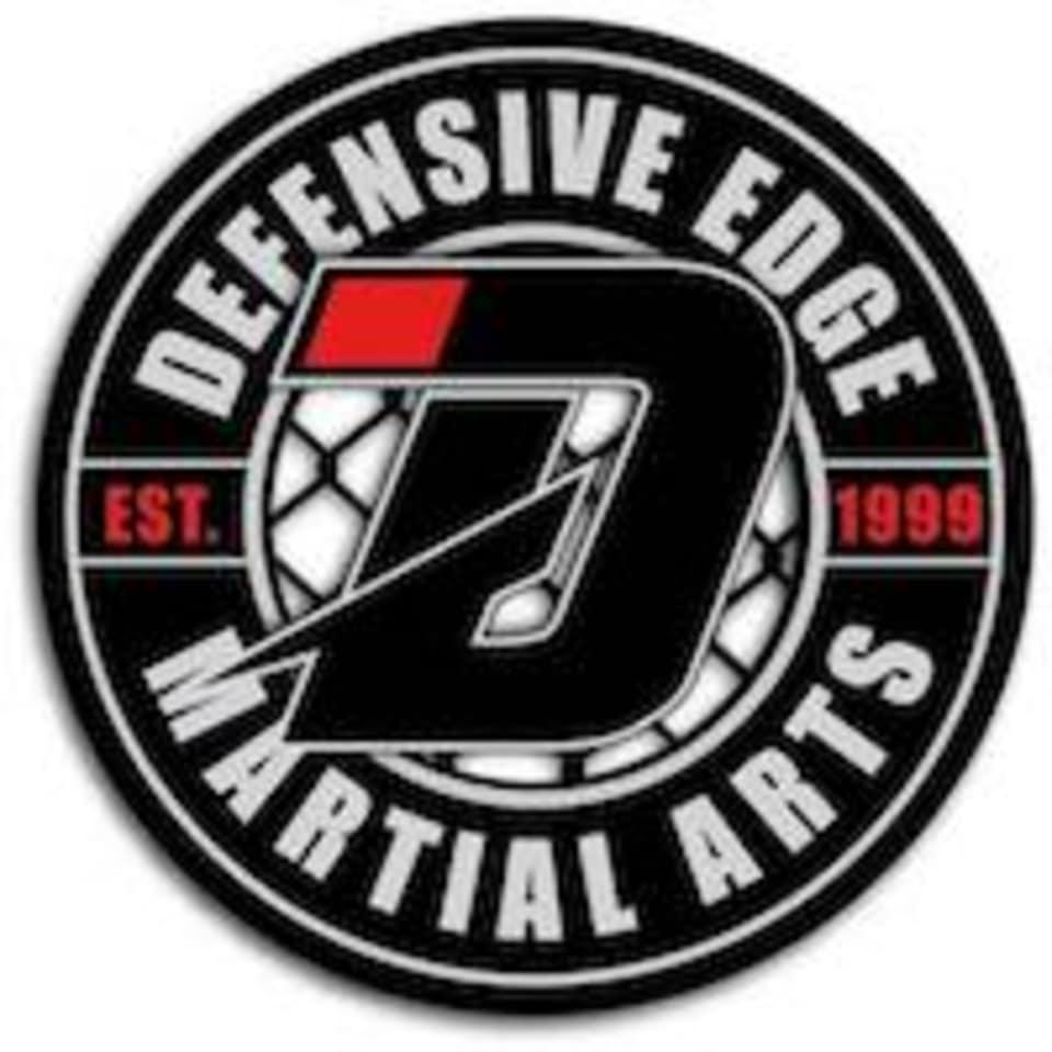 Defensive Edge Martial Arts and Fitness logo