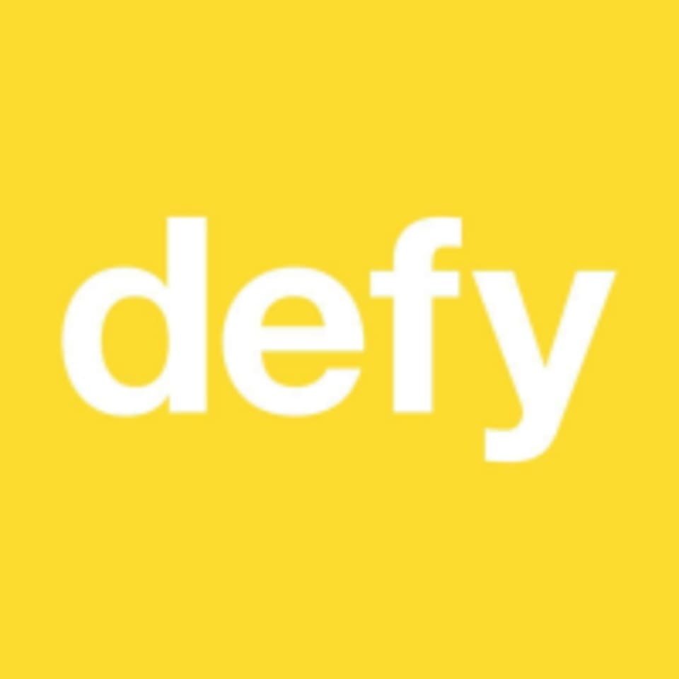Defy Pilates - Bellaire logo