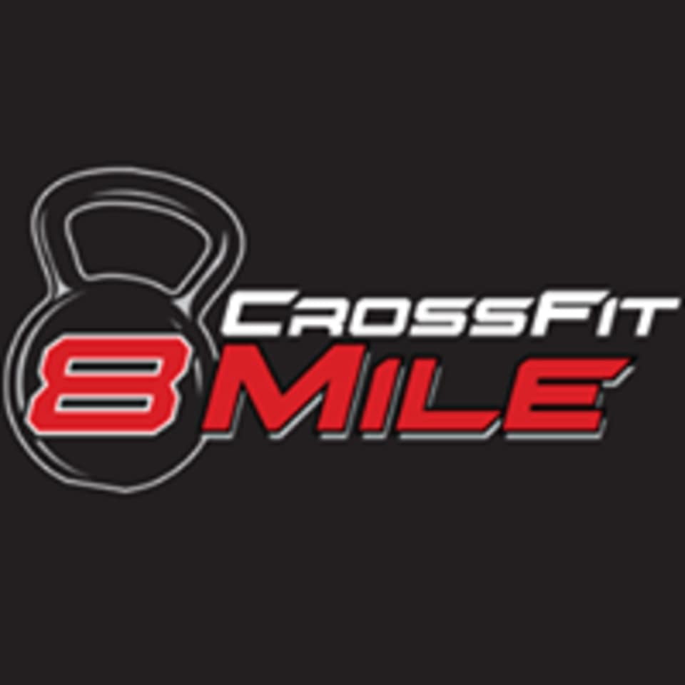 CrossFit 8 Mile logo