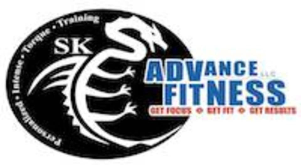 Advance Fitness logo