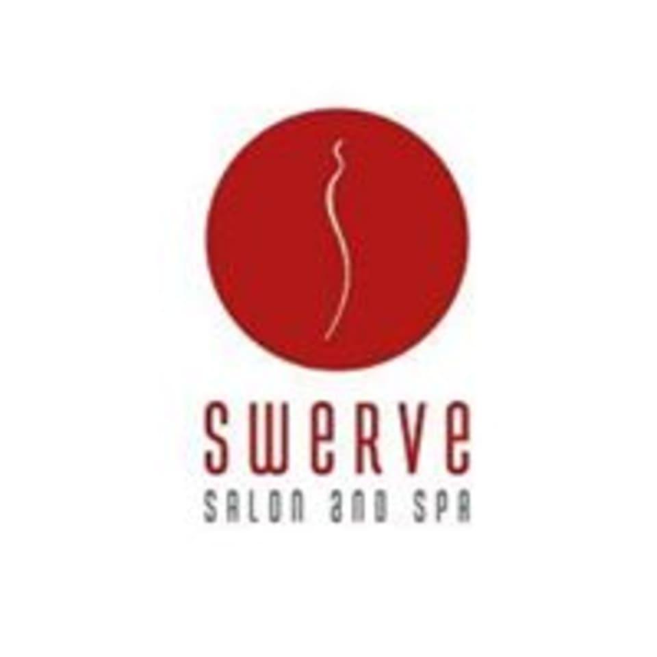 Swerve Salon & Spa logo