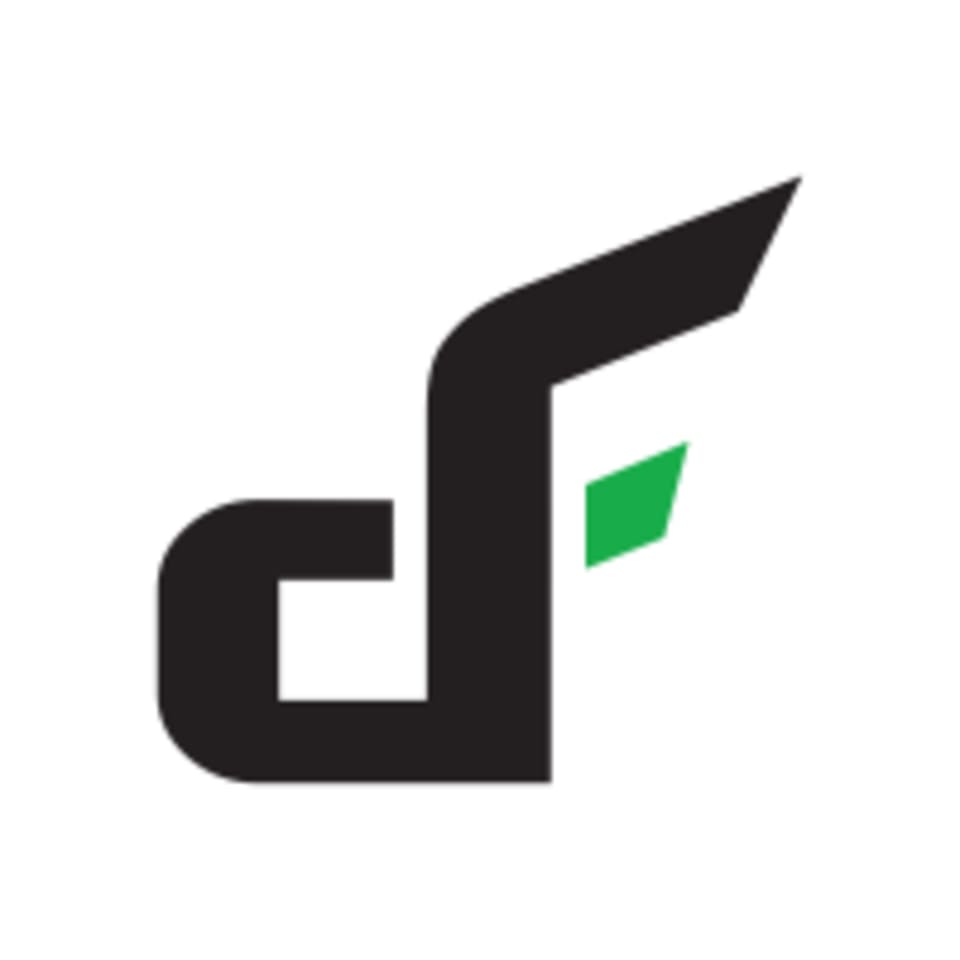 Dangerously Fit  logo