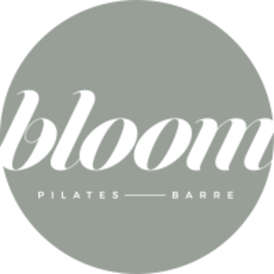 Bloom Barre & Pilates logo