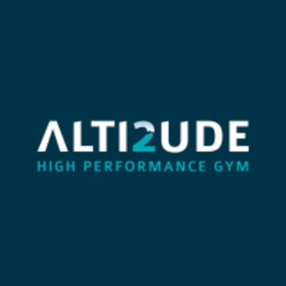 Alti2ude High Performance Gym logo
