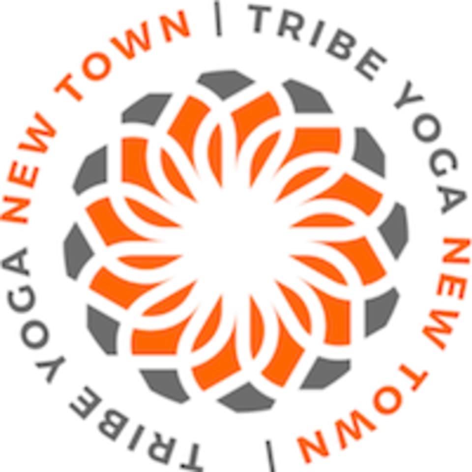 Tribe Yoga - New Town logo