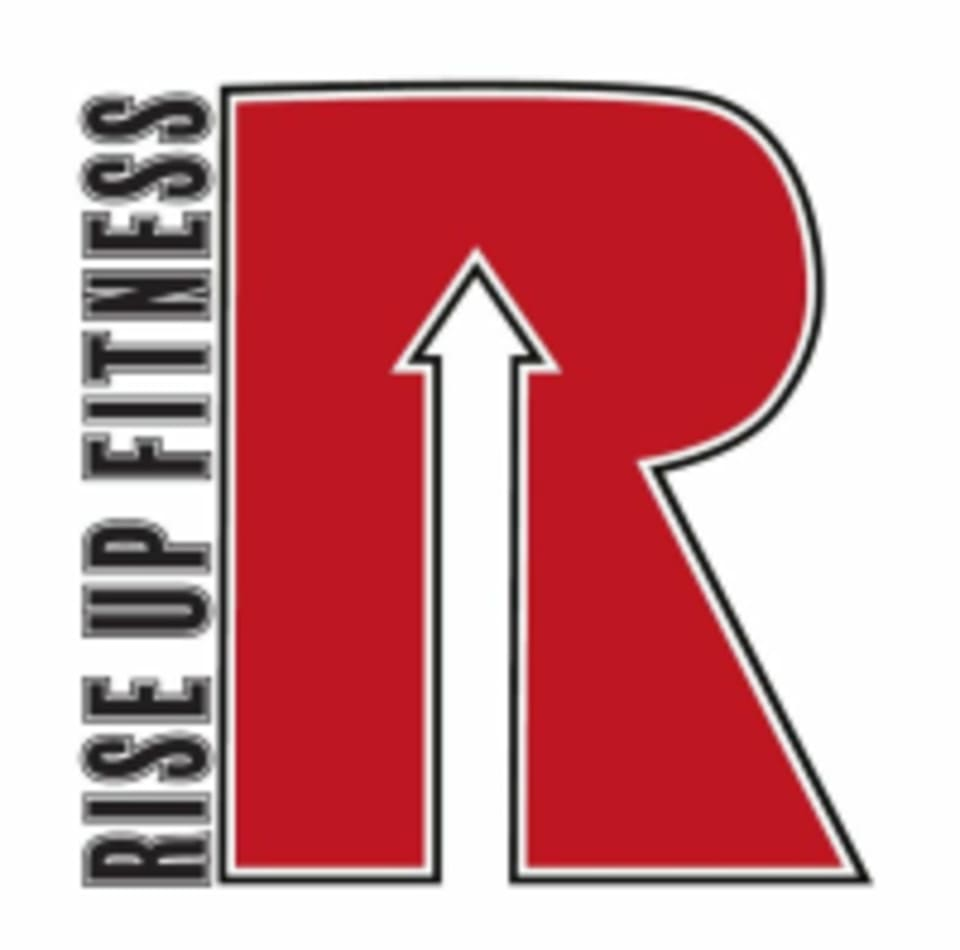 Rise Up Fitness logo