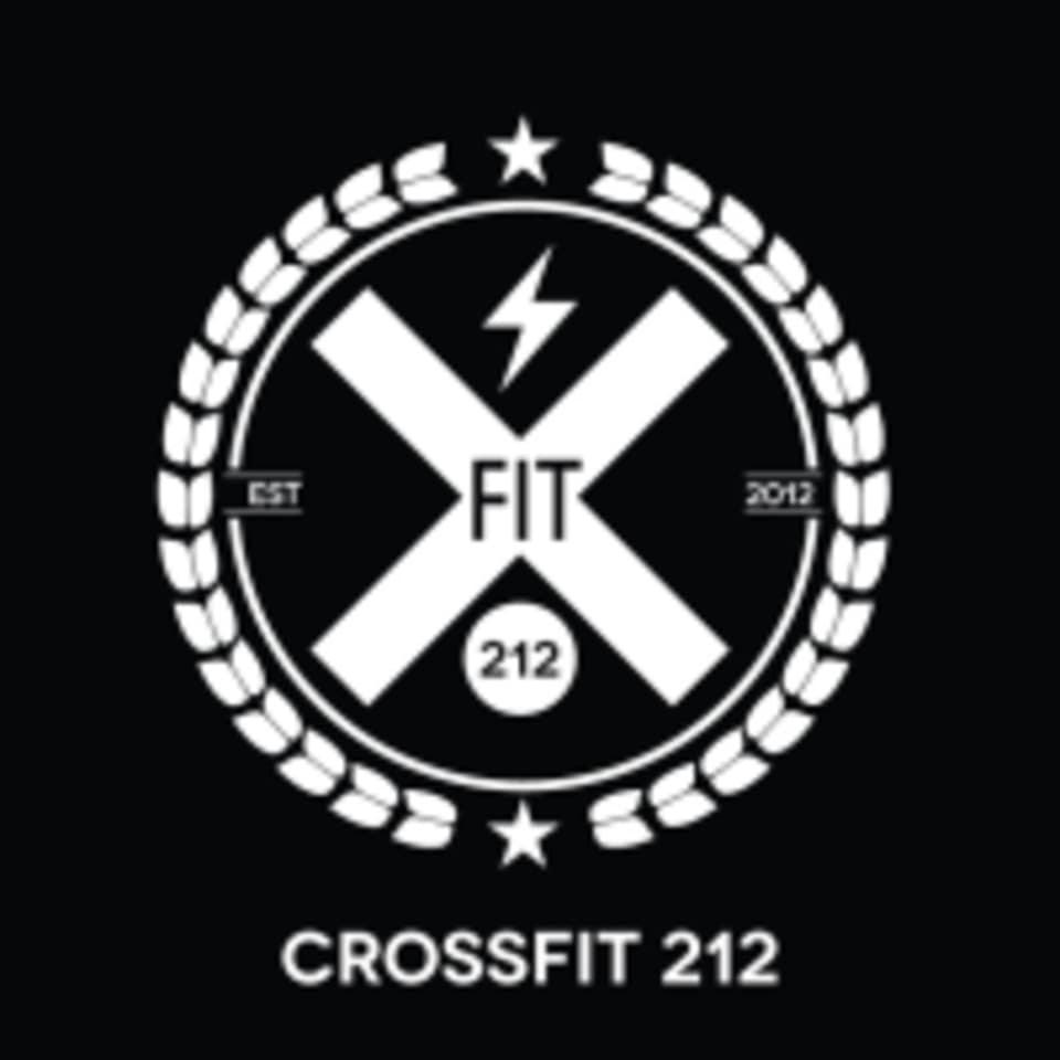 CrossFit 212 logo