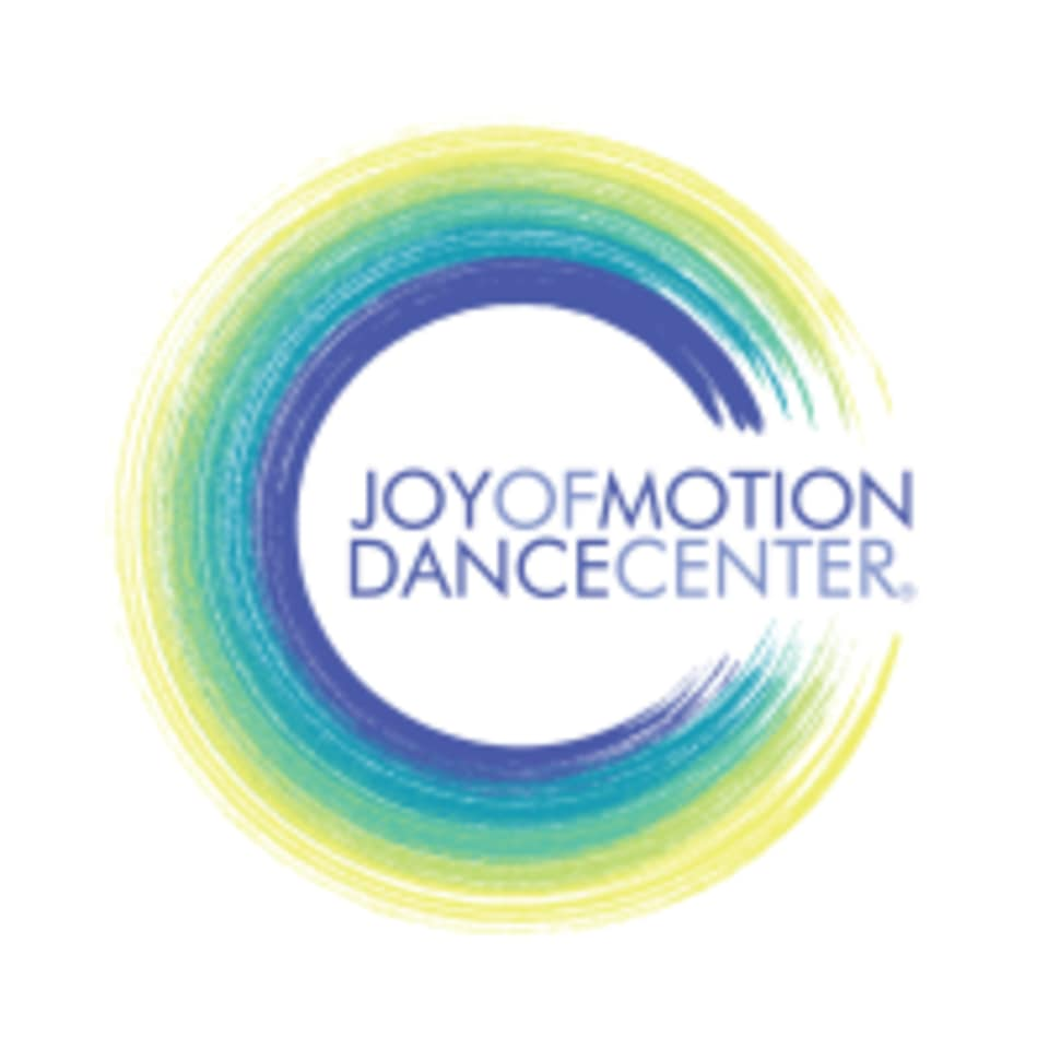 Joy of Motion Dance Center  logo