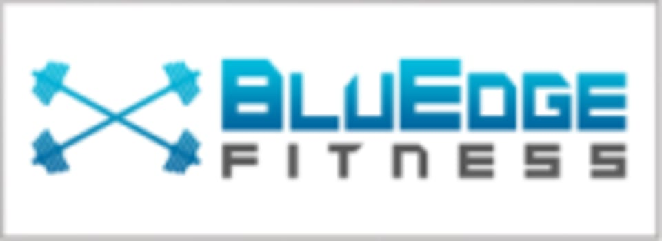 Blu Edge Fitness logo
