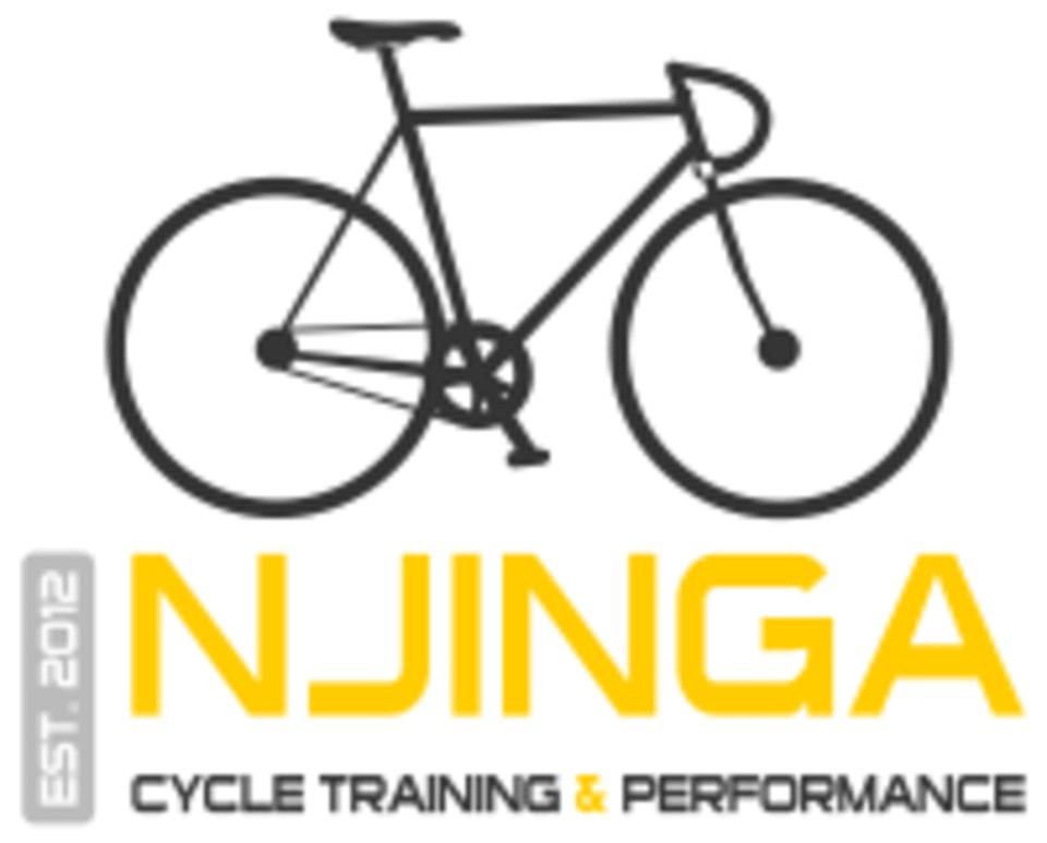 Njinga Cycling logo
