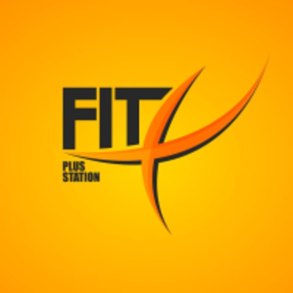 Fit Plus Station   logo