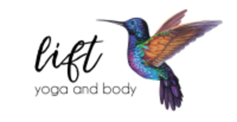 Lift Yoga Studio logo