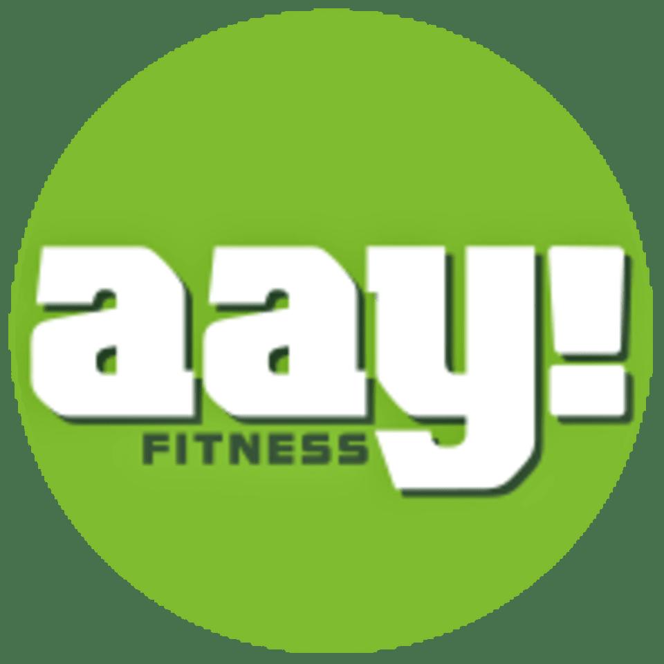 AAY! Fitness & Nutrition logo