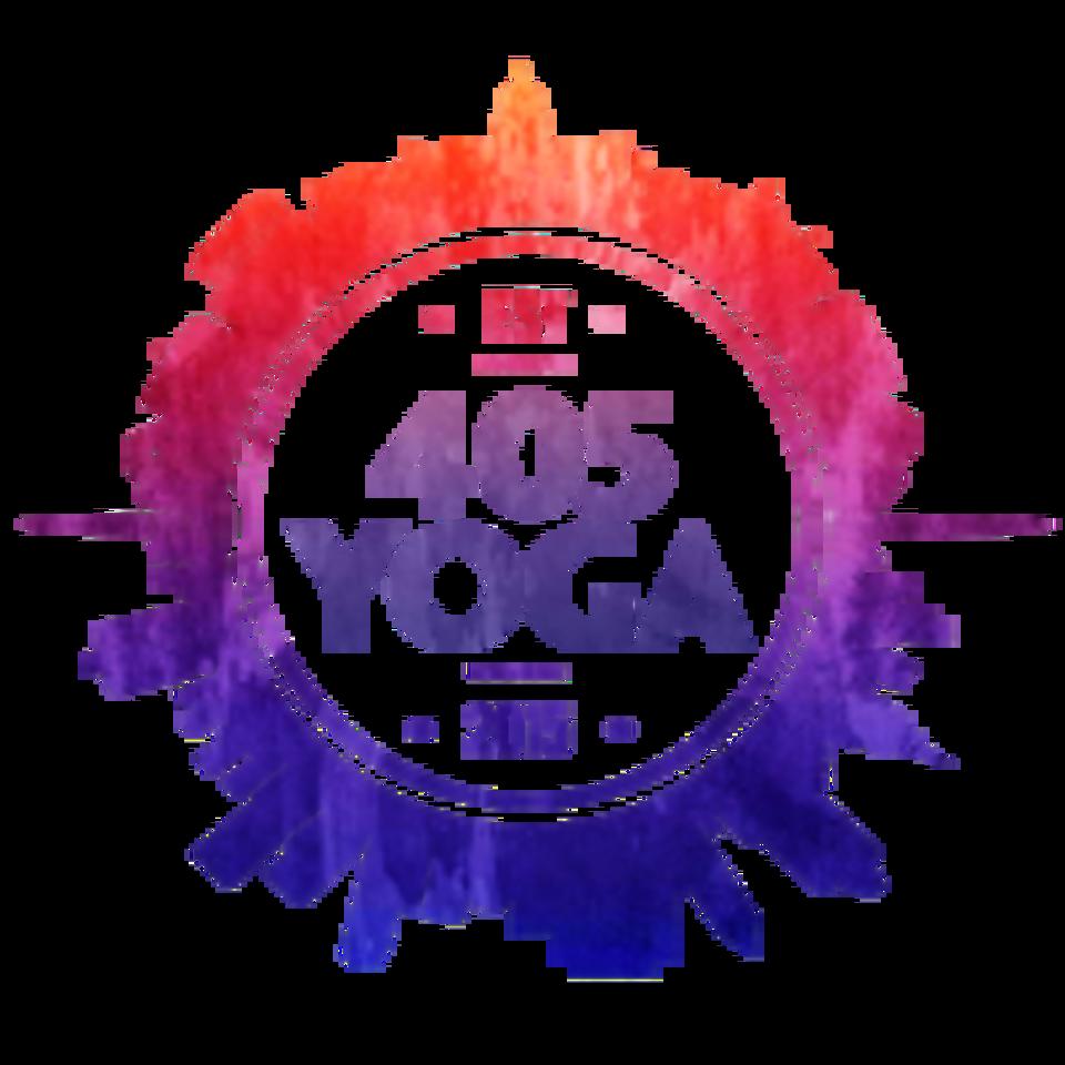 405 YOGA DC logo