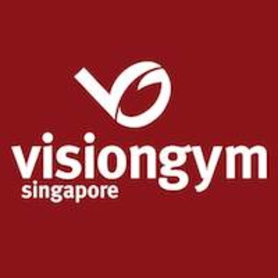 VisionGym Singapore logo