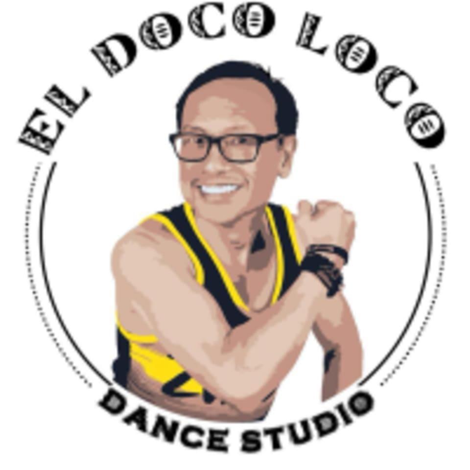 El Doco Loco Dance Studio logo
