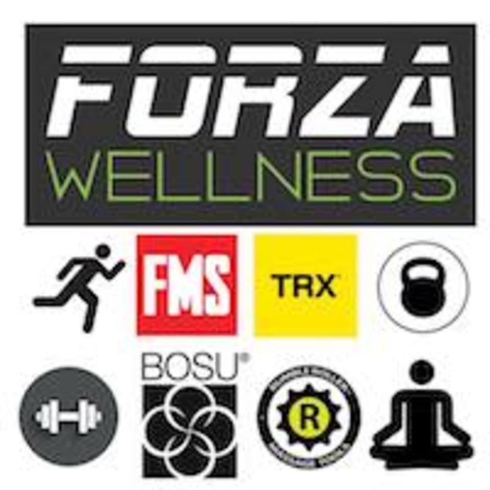 Forza Wellness logo