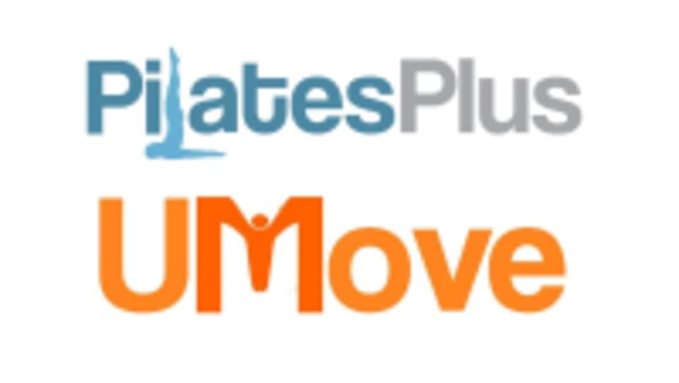 UMove Pilates Plus logo