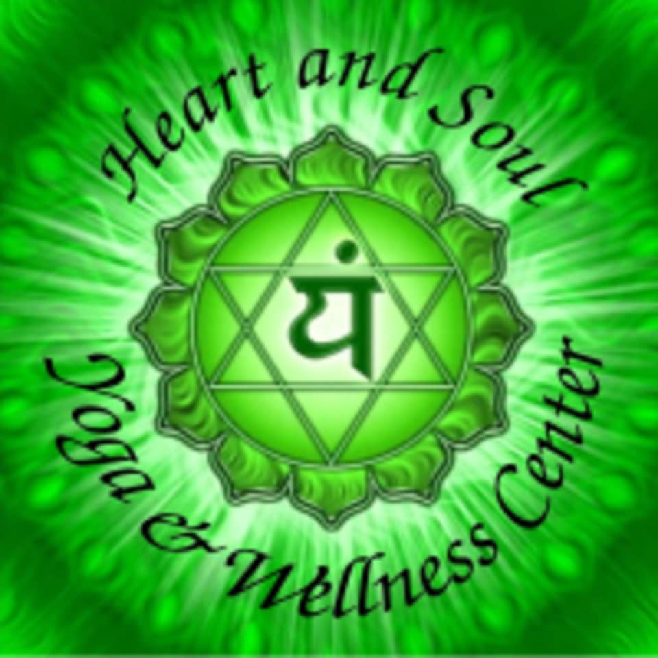 Heart and Soul Yoga and Wellness Center logo