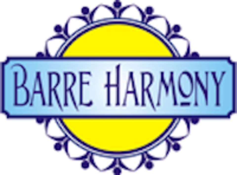 Barre Harmony logo