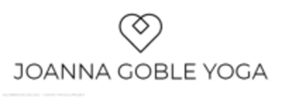 Joanna Goble Yoga logo