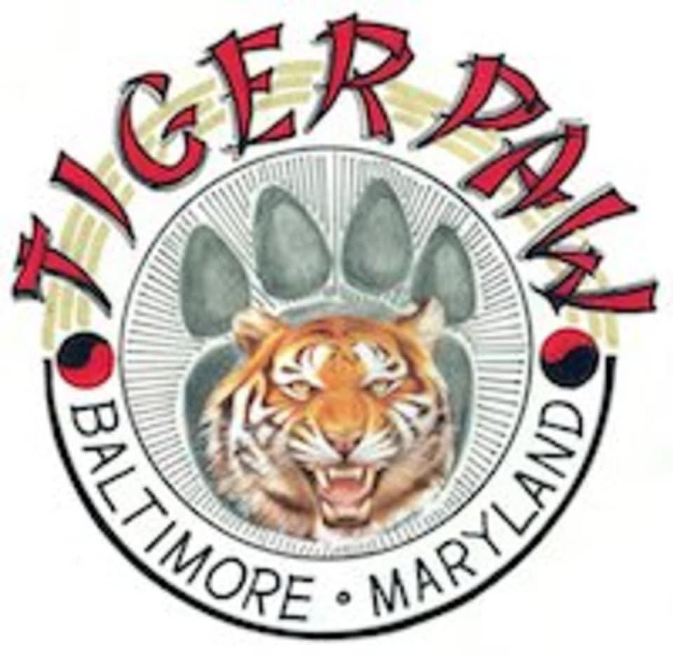 Tiger Paw Martial Arts logo