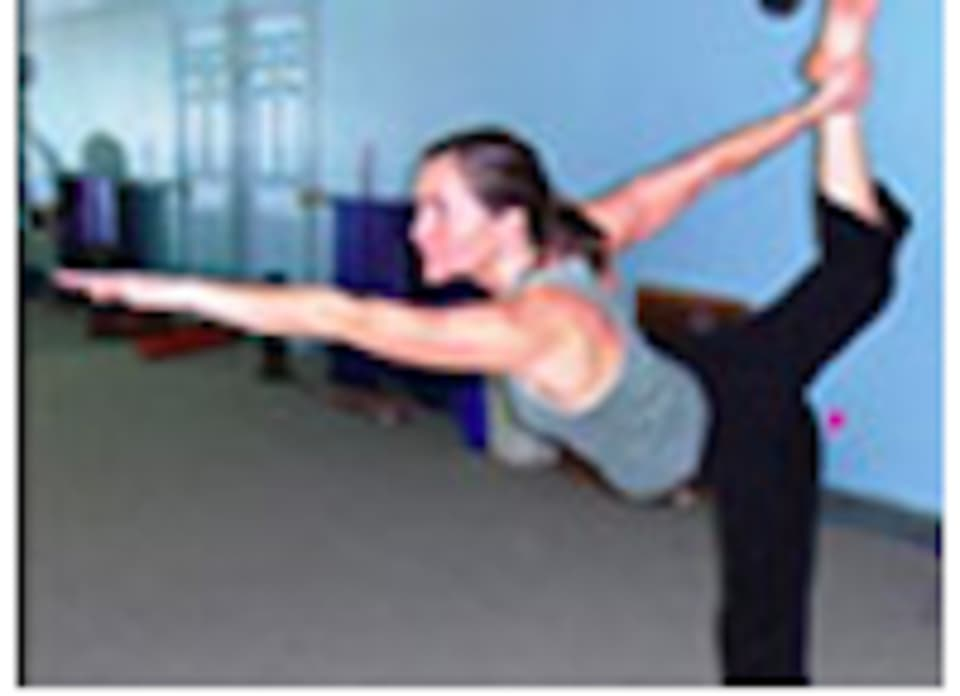 Bikram Yoga San Ramon logo