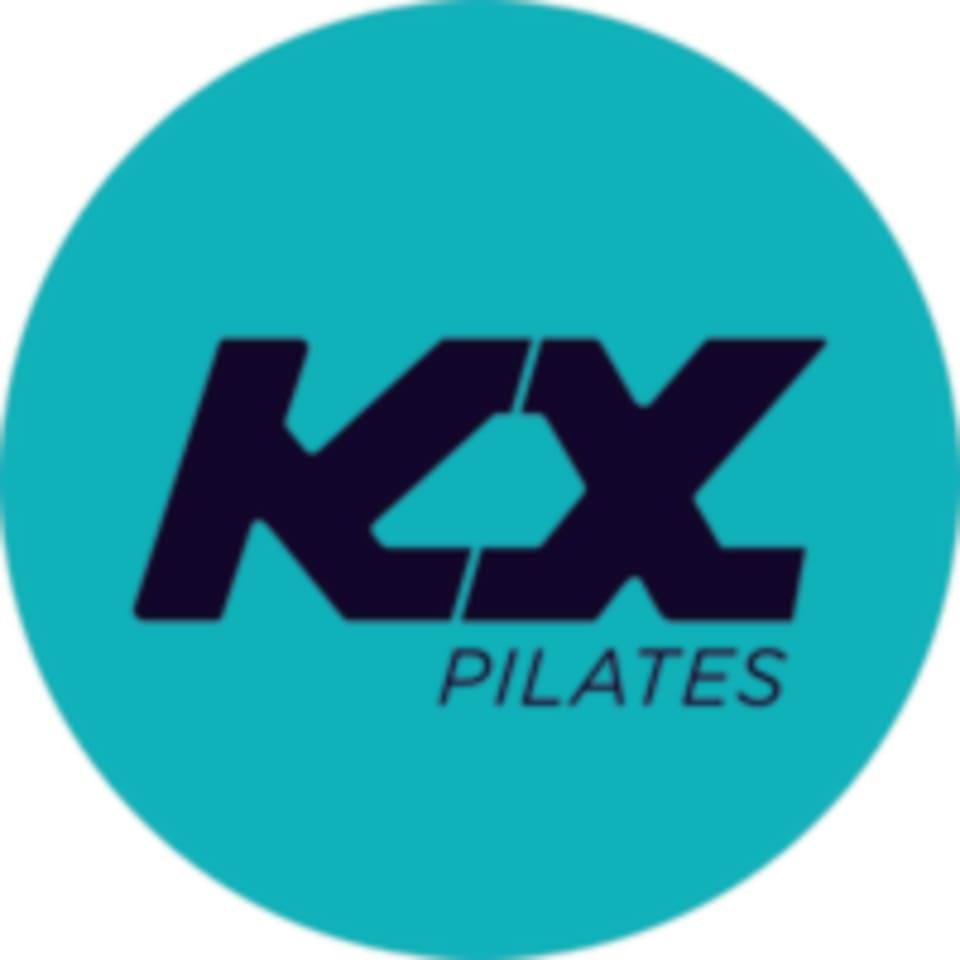 KX Pilates logo