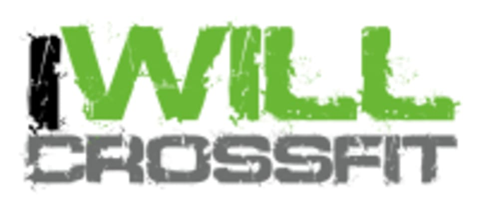 I Will CrossFit Dublin logo