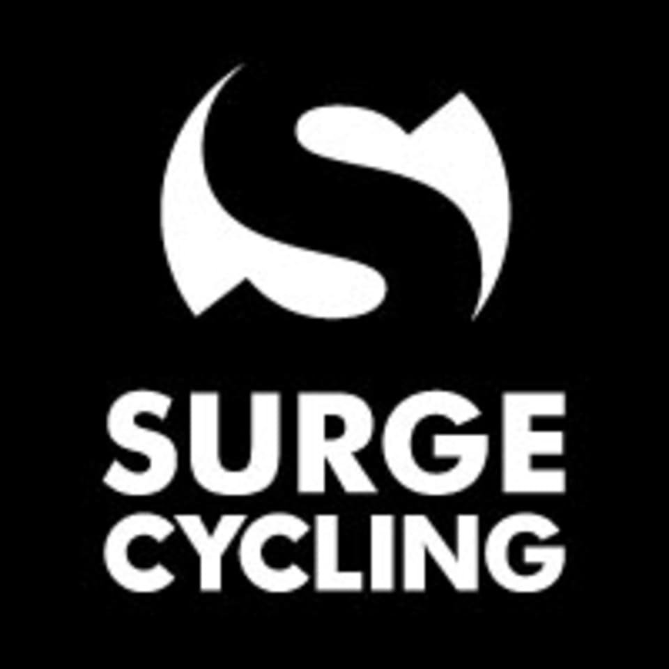 Surge Cycling logo