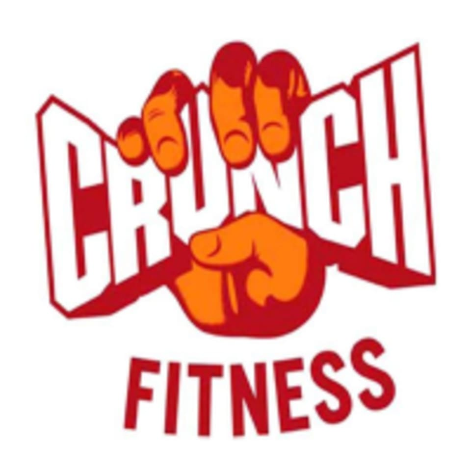 Crunch Fitness at Aura  logo