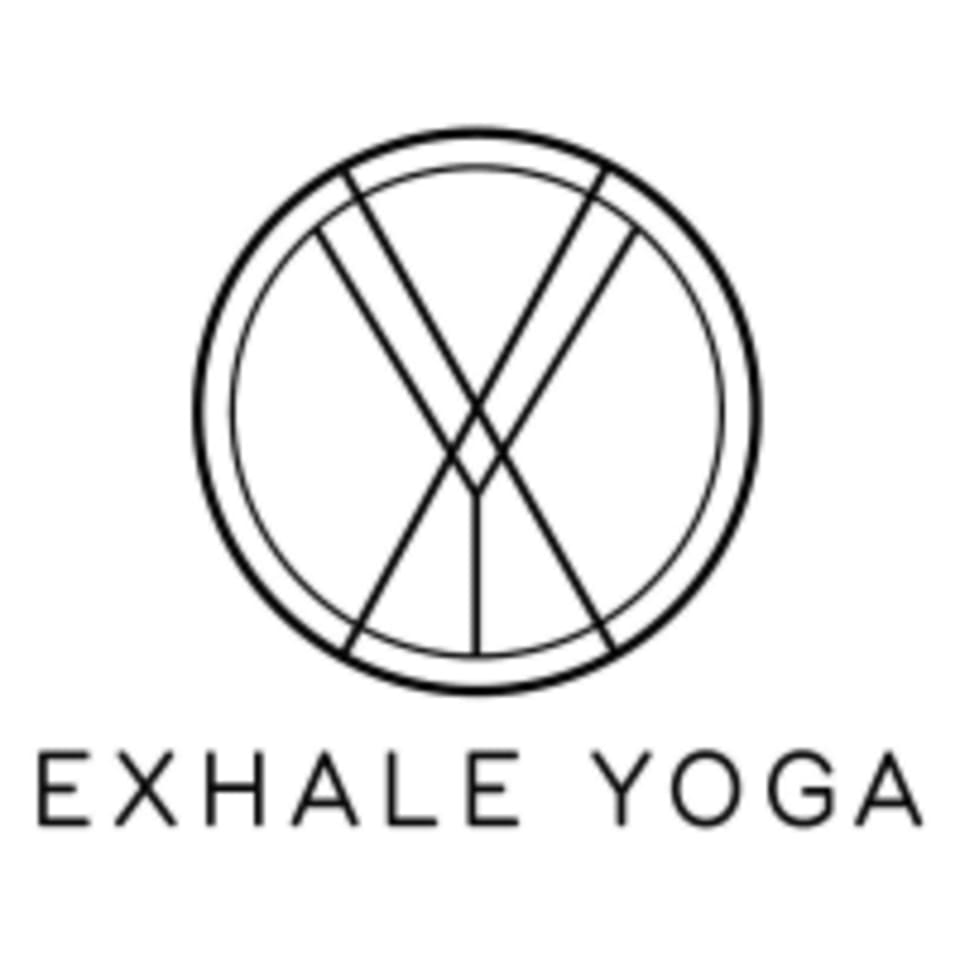 Exhale Yoga  logo