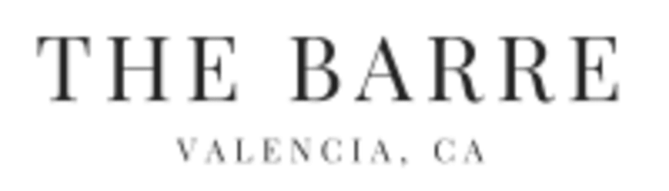 The Barre Valencia logo