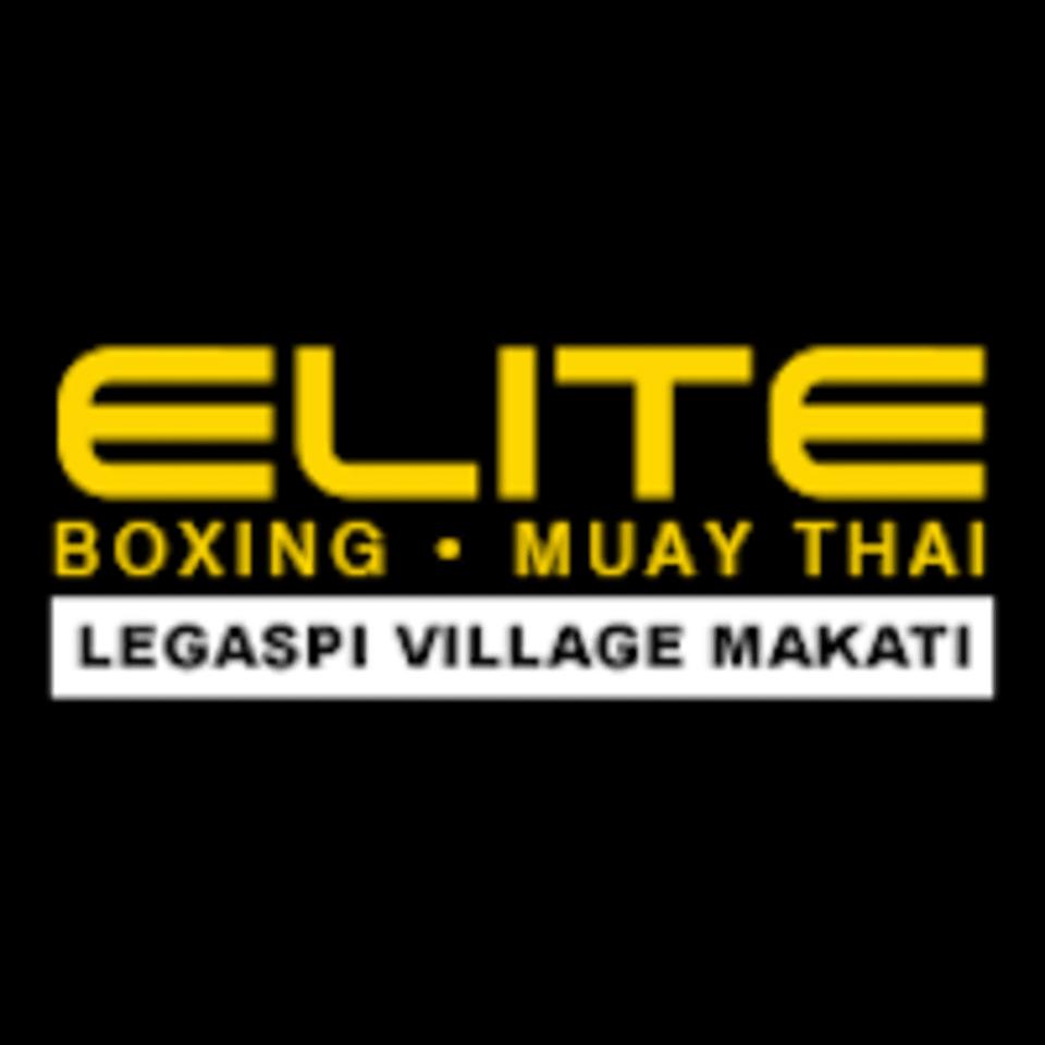 Elite Boxing and Muay Thai Makati logo